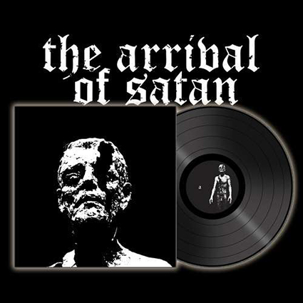 THE ARRIVAL OF SATAN - Passion Sodomy Terror 12