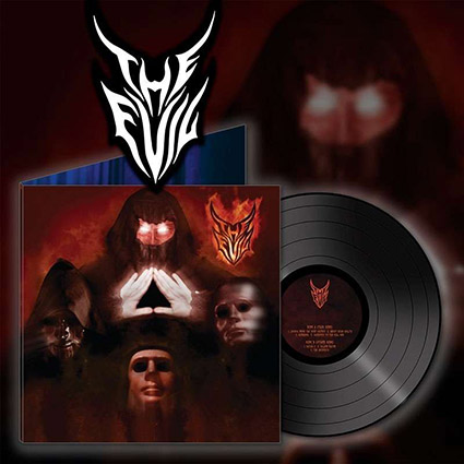 THE EVIL - Evil Gatefold Black 12