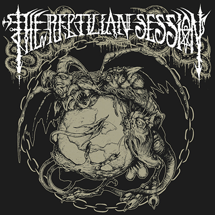THE REPTILIAN SESSION - S/T 12