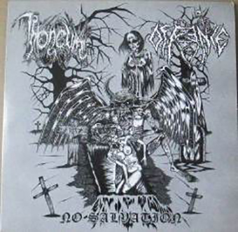 THRONEUM/ OFFENCE - No Salvation 7