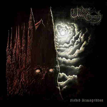 UNDER THE CHURCH - Rabid Armageddon 12