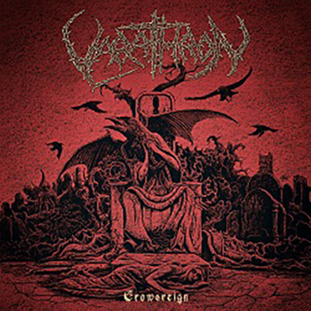 VARATHRON - Crowsreign Gatefold 2x12