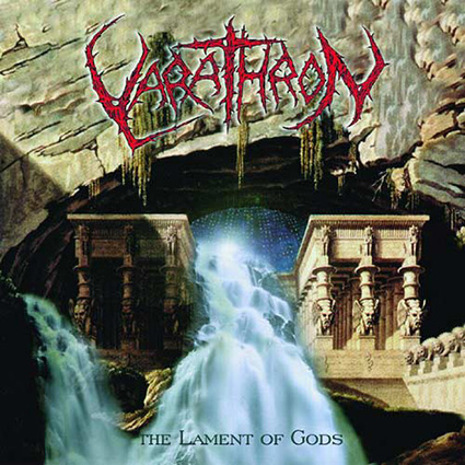 VARATHRON - The Lament of Gods 12