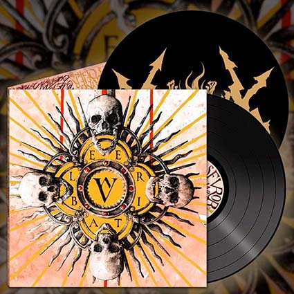 VORTEX OF END - Ardens Fvror Gatefold Black 2x12