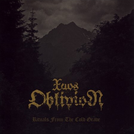 XAOS OBLIVION - Rituals from the Cold Grave 12