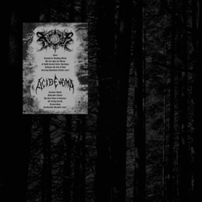 XASTHUR/ ACID ENEMA split 12