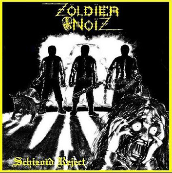 ZOLDIER NOIZ - Schizoid Reject 12