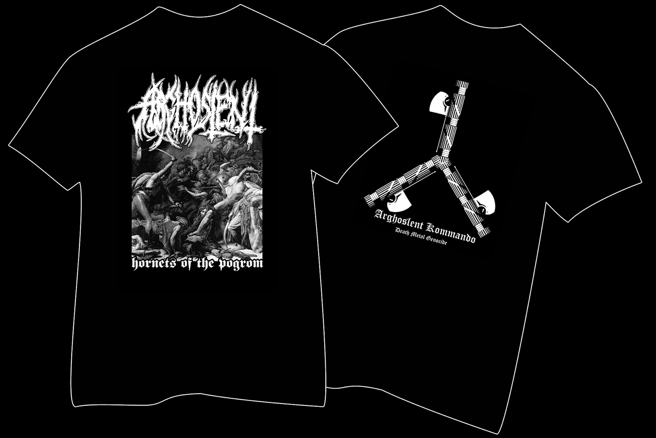 ARGHOSLENT - Hornets of the Pogrom TS