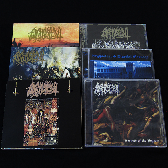 ARGHOSLENT Discography (6CDs) Pack