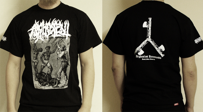 ARGHOSLENT - Flogging the Cargo TS
