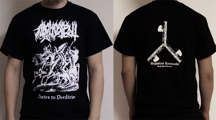 ARGHOSLENT - Heirs to Perdition TS