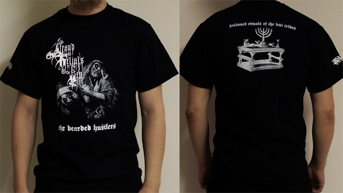 GRAND BELIAL'S KEY - The Bearded Hustler TS