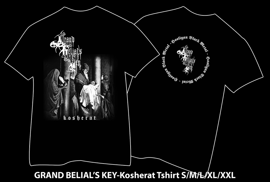 GRAND BELIAL'S KEY - Kosherat TS