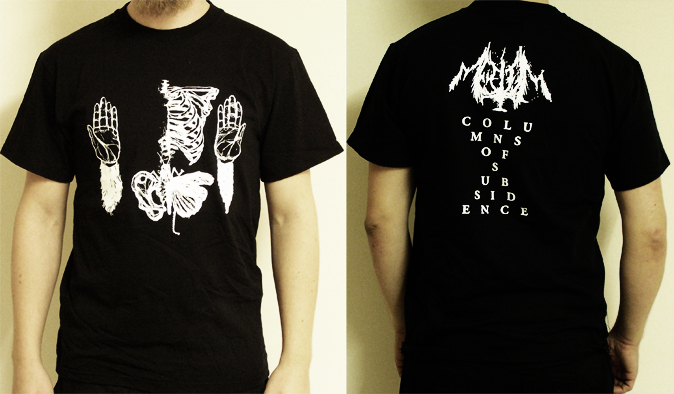 MEFITIC - Columns of Subsidence Black TS