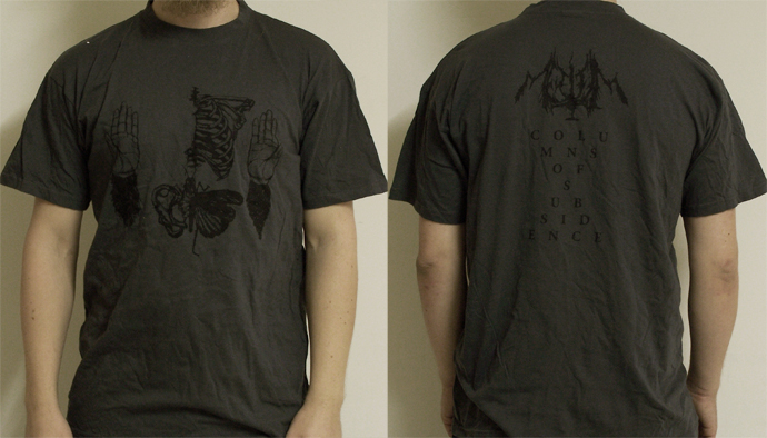 MEFITIC - Columns of Subsidence Dark Grey TS