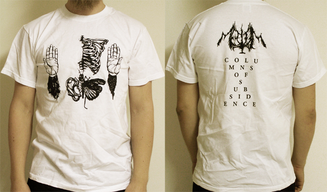 MEFITIC - Columns of Subsidence White TS