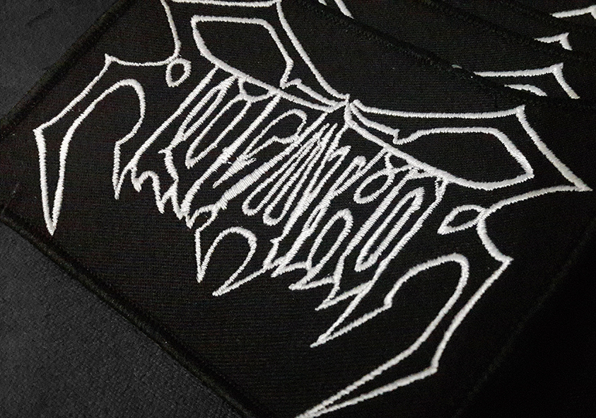SLUGATHOR - Logo Patch
