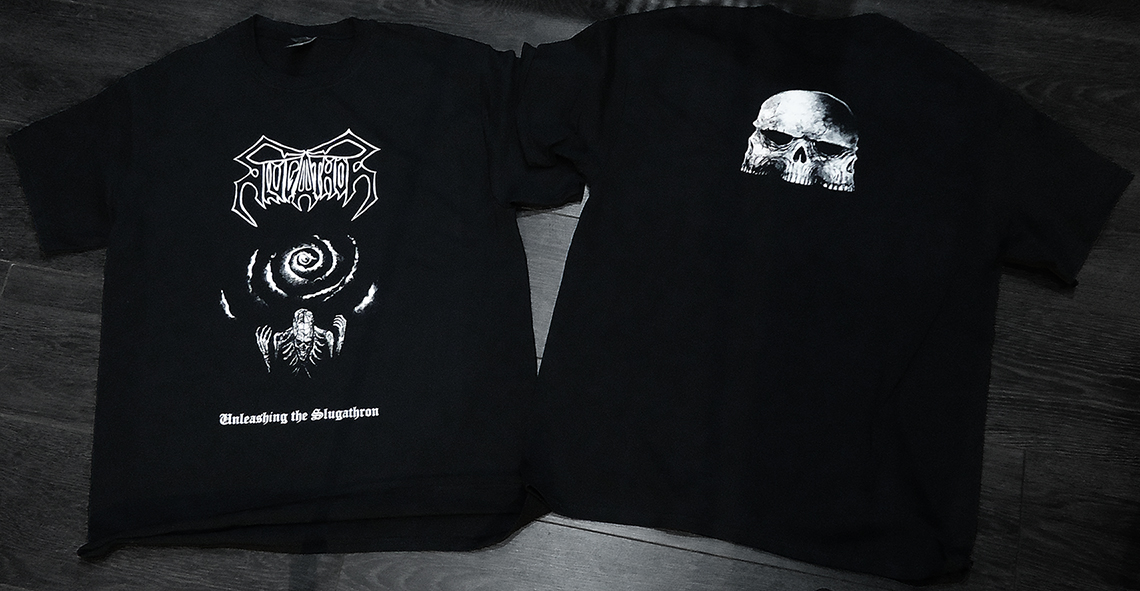 SLUGATHOR - Unleashing the Slugathron TS