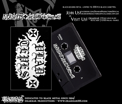 VLAD TEPES - The Return of the Unweeping Cassette