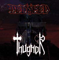 DECAYED/ THUGNOR split CD