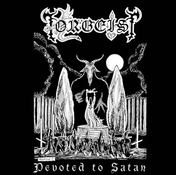 TORGEIST - Devoted to Satan