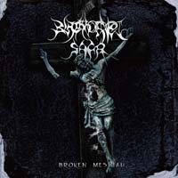 BLACKHORNED SAGA - Broken Messiah