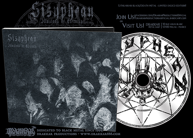 SISYPHEAN - llusions of Eternity
