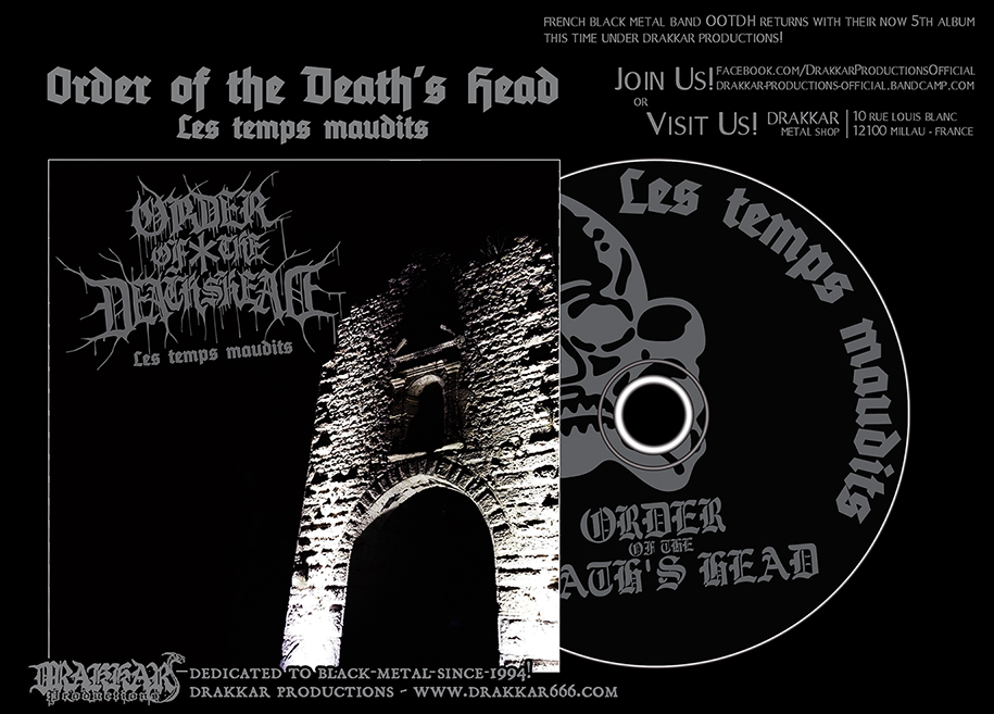 ORDER OF THE DEATH'S HEAD - Les Temps Maudits