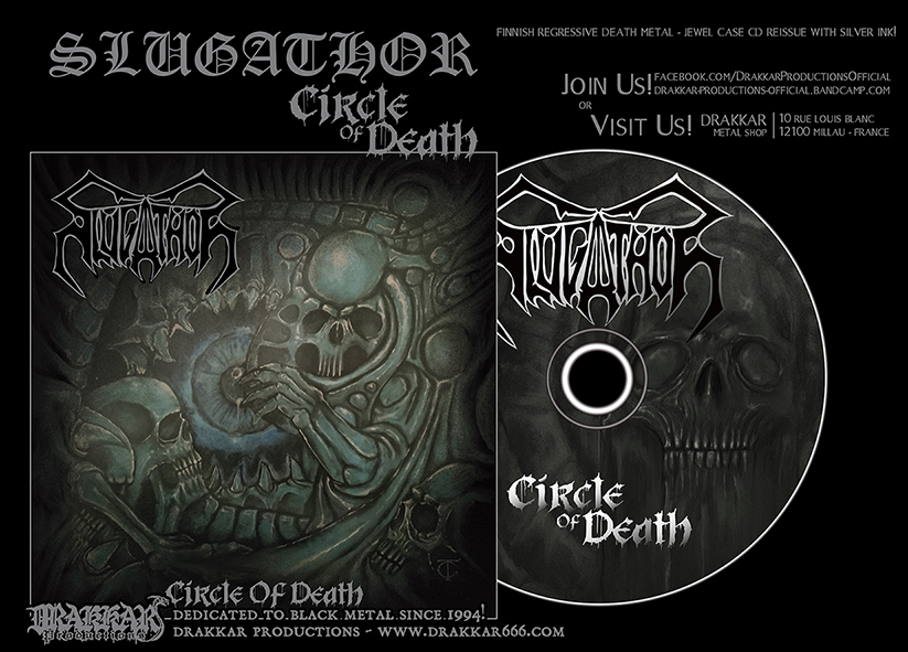 SLUGATHOR - Circle of Death