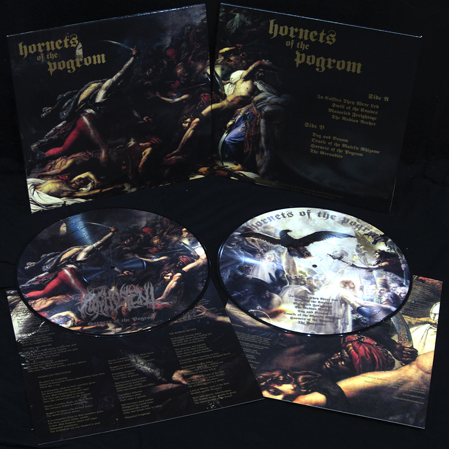 ARGHOSLENT - Hornets of the Pogrom Picture 12
