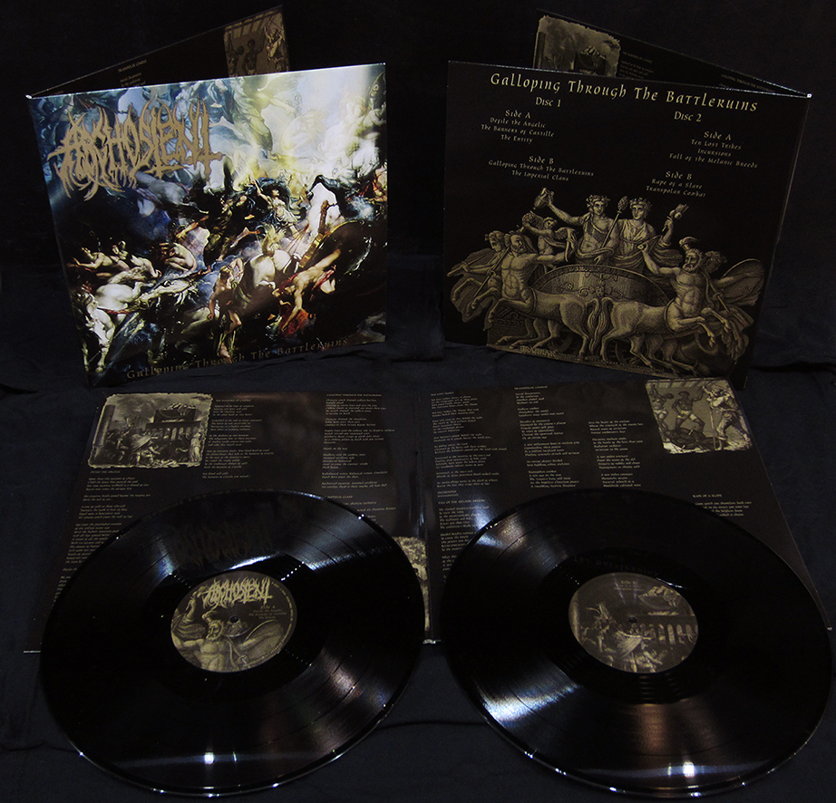 ARGHOSLENT - Galloping Through The Battleruins Gatefold 2x12