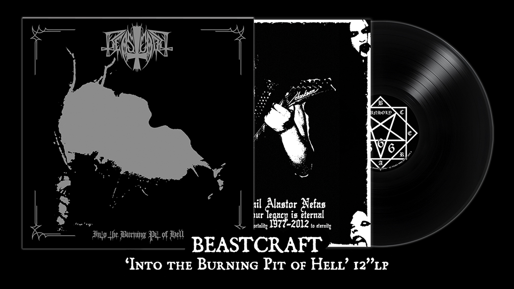 BEASTCRAFT - Into the Burning Pit of Hell 12