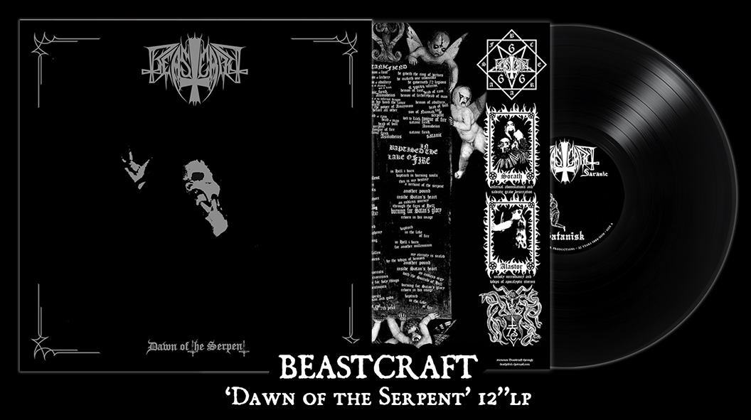 BEASTCRAFT - Dawn of the Serpent 12