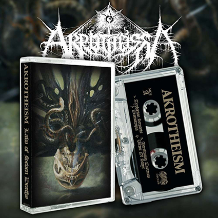 AKROTHEISM - Law of Seven Deaths Tape