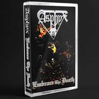 ASPHYX - Embrace the Death Tape