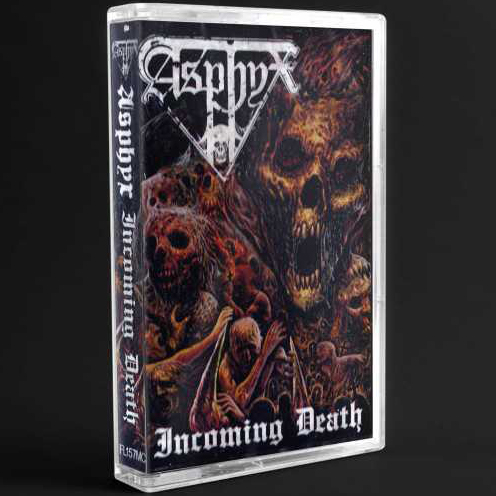 ASPHYX - Incoming Death Tape