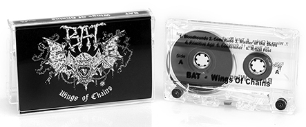 BAT - Wings of Chains Tape
