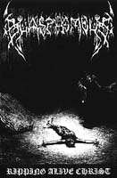 BLASPHEMOUS - Ripping alive Christ