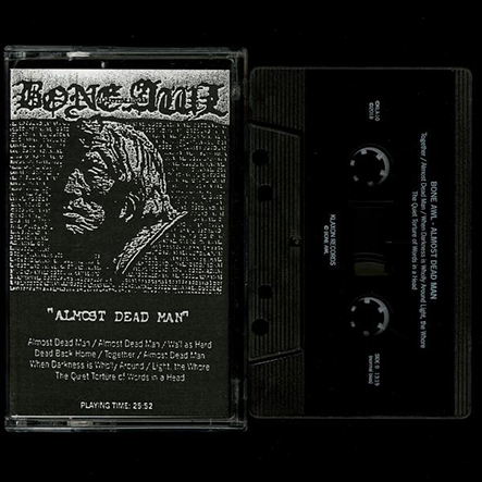 BONE AWL - Almost Dead Man Tape