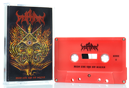 DEIPHAGO - Into the Eye of Satan Tape