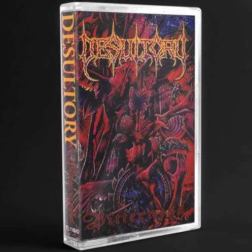 DESULTORY - Bitterness Tape
