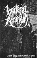 HATEFUL ABANDON - Never-ending Black Torrent of Death