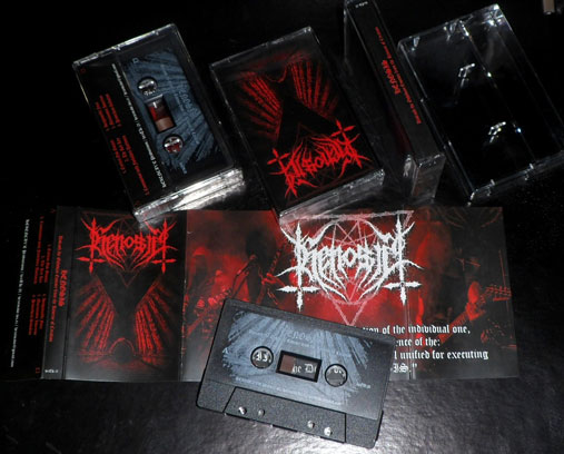HENOSIS - Unleash the Ophidian Essence from the Reverse of Creation Tape LP