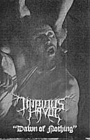 IMPIOUS HAVOC - Dawn of nothing