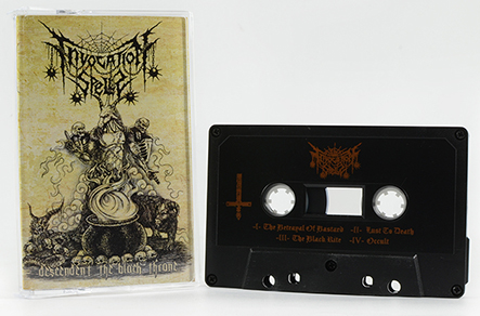 INVOCATION SPELLS - Descendent the Black Throne Tape