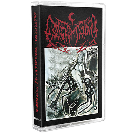 LEVIATHAN - Tentacles of Whorror Tape