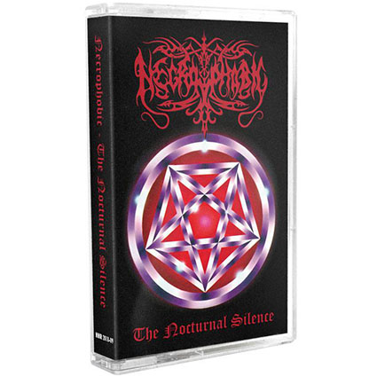 NECROPHOBIC - The Nocturnal Silence Tape