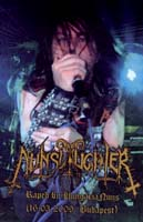NUNSLAUGHTER - Raped by HungariaNuns