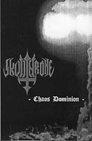 SKULLTHRONE - Chaos Dominion