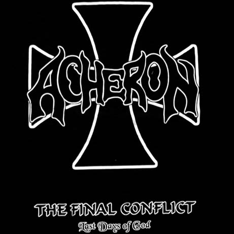 ACHERON - The Final Conflic: (Last Days of God TS